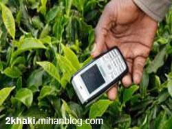 دو خاکی - اطلاعات هواشناسی کشاورزی به تلفن های همراه ارسال میشود